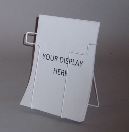 Single Easel Display